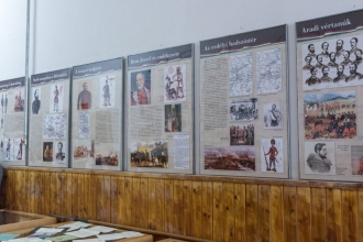 Exhibition about the Revolution and the Fight for Freedom