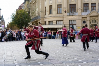The IInd Edition of the Hungarian Cultural Festival 2017